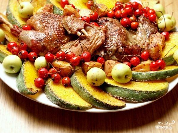 Блюда франции