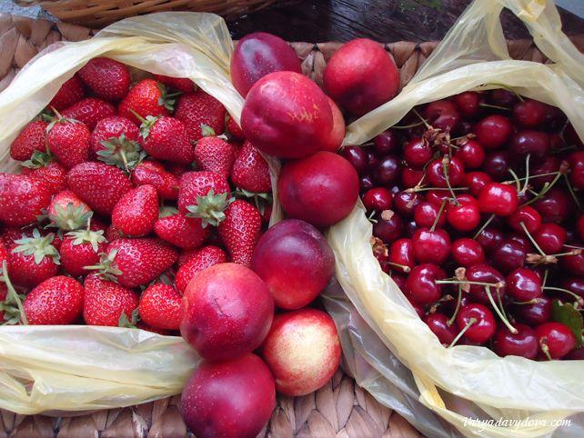 Болгараия фрукты