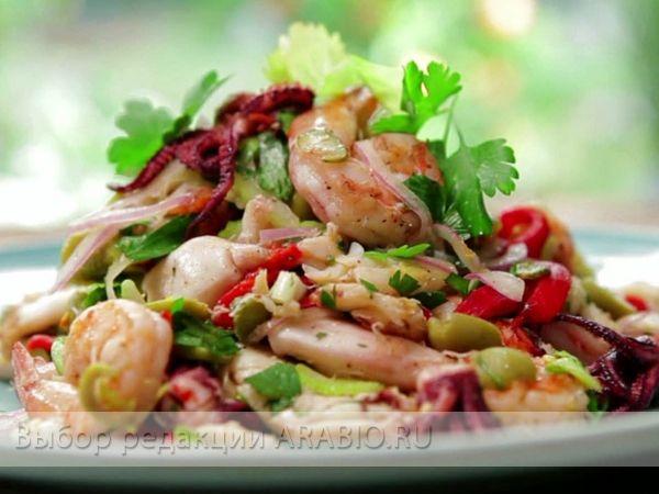 Болгария морепродукты