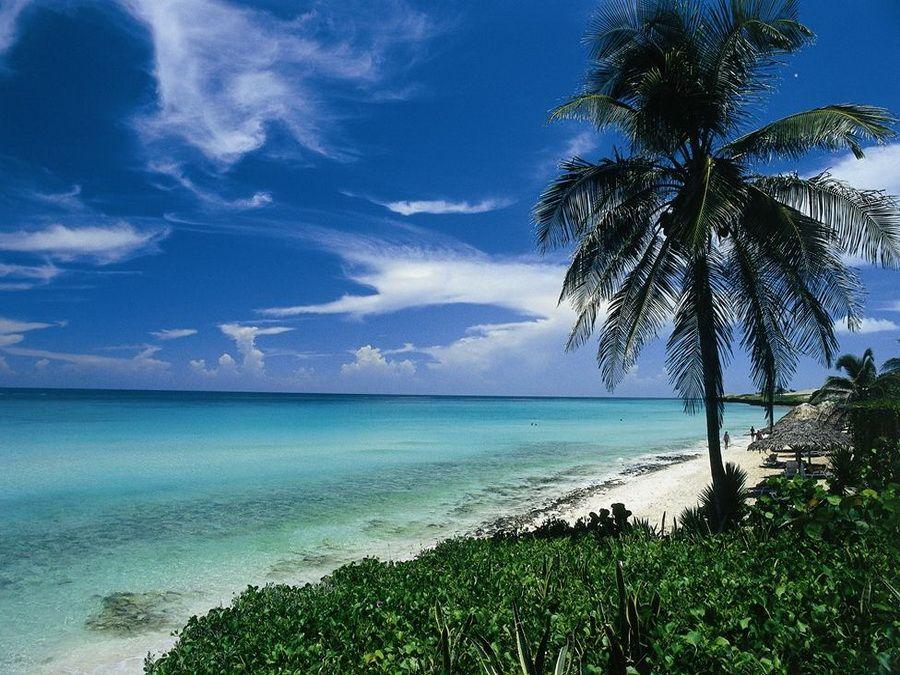 Чистейшие пляжи мира находятся на кубе