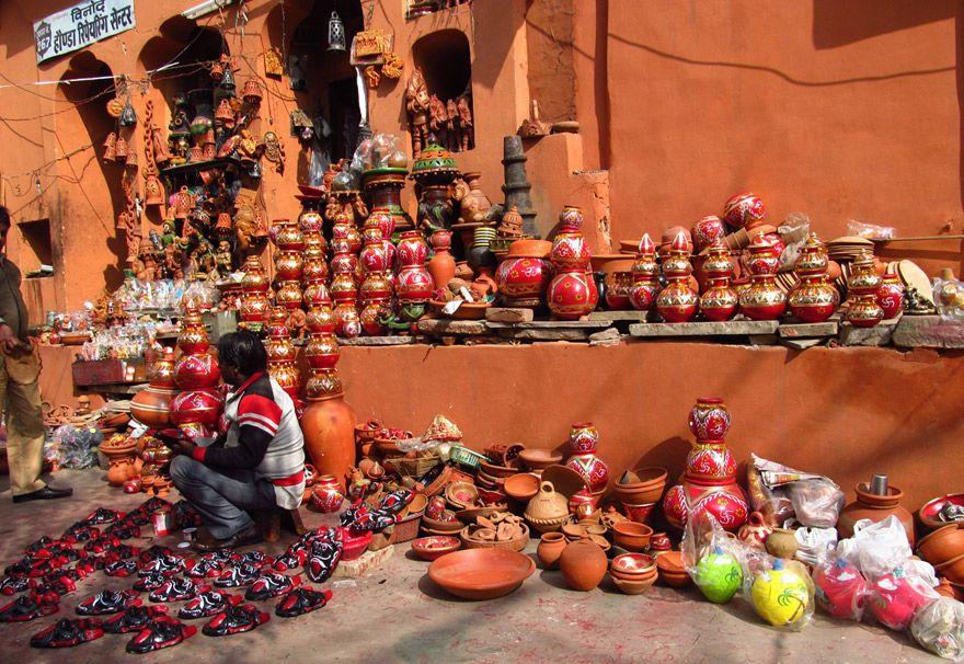 Джайпур в Индии