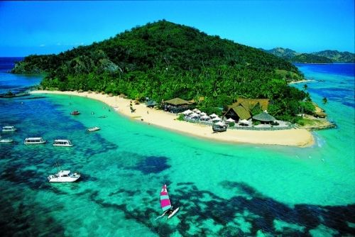В Глубинке на Фиджи