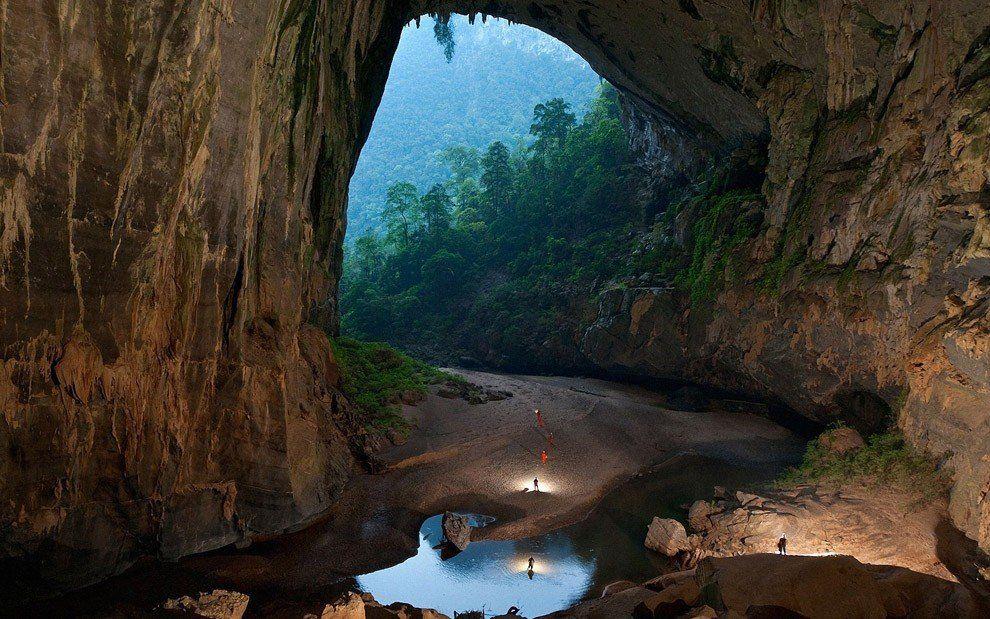 Ханг сон донг пещера