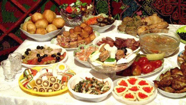 Казахская кухня и ее особенности