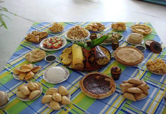 Кухня Татар