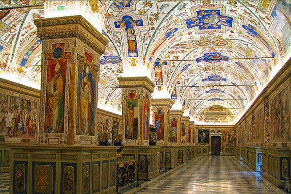 Где находятся самые знаменитые музеи мира?