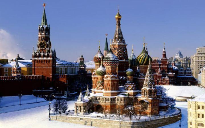Россия для путешествий