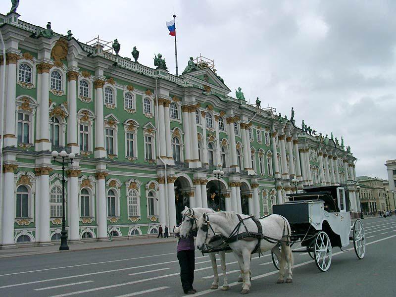 Санкт-петербургский эрмитаж