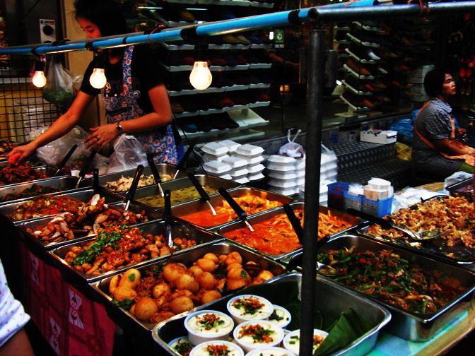 Таиланд кухня и ее особенности