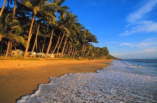 В Бангладеше пляж