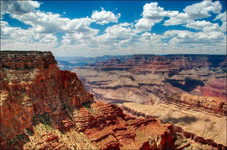 Американский гранд каньон