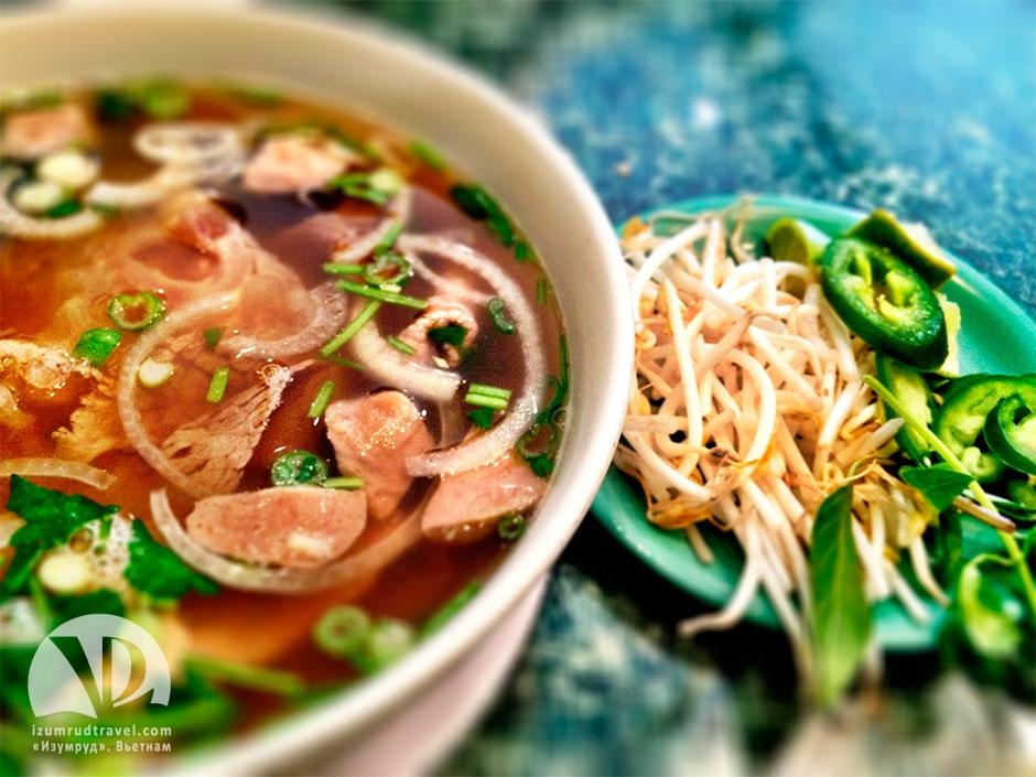Вьетнамская кухня, блюда