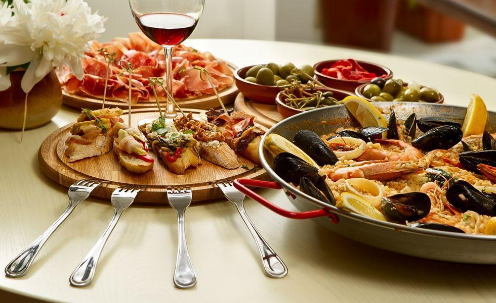 Испанская кухня традиции и совершенство