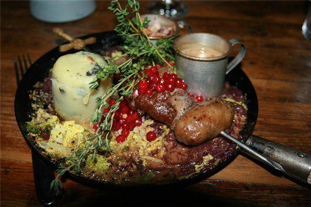Кухня Финляндии и ее популярные блюда