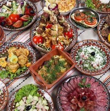 Вековые традиции Армянской кухни