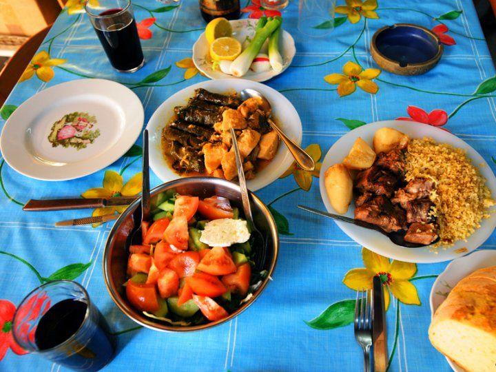 Кухня Кипра - и ее особенности