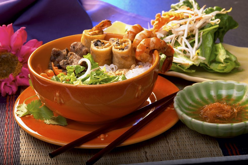 Кухня Вьетнама - национальные блюда