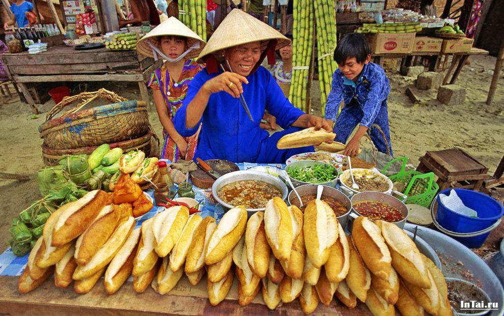 Кухня Вьетнама - местная еда