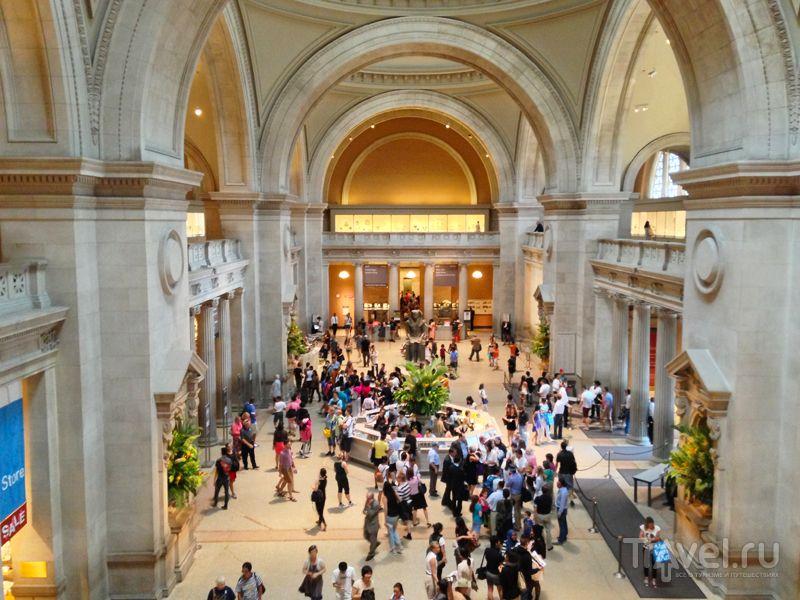 Музей США (метрополитен)