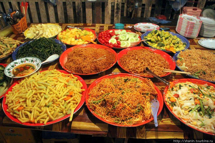 Национальные блюда камбоджи