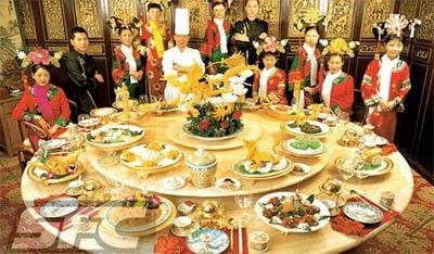 Особенности национальной кухни Китая