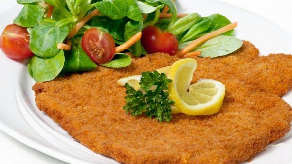 Австрийские рецепты - венский шницель