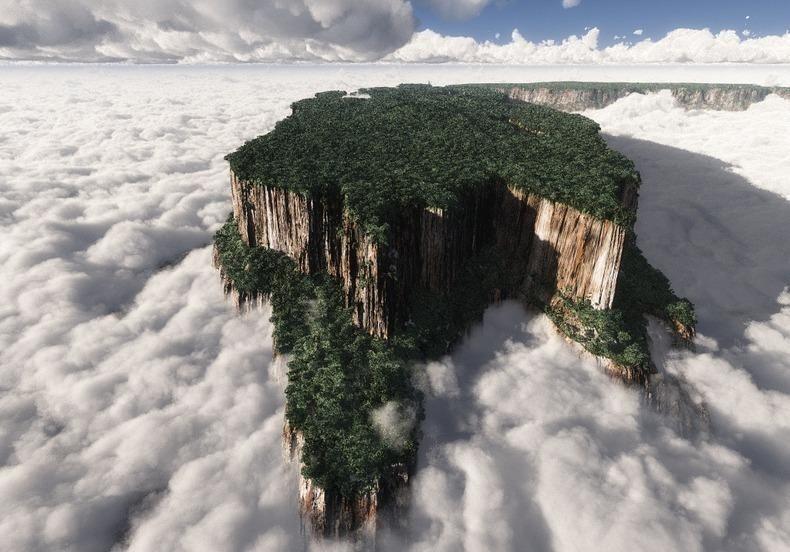 Горы и нагорья Южной Америки