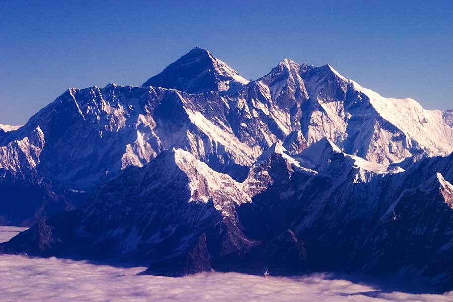 Какие самые высокие горы в мире?