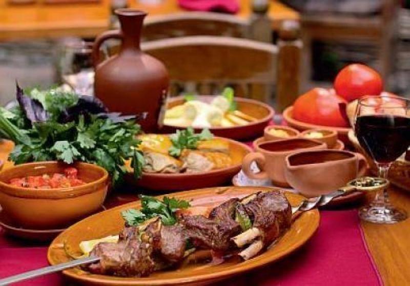Кухня абхазии