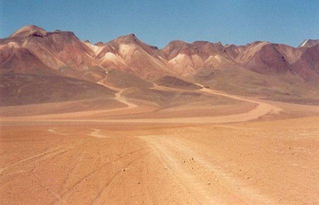 Южноамериканские низменности и равнины