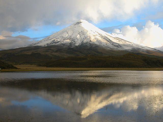 Знаменитые вулканы