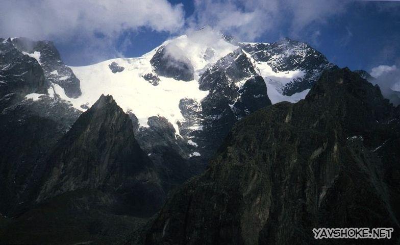 Гора стэнли