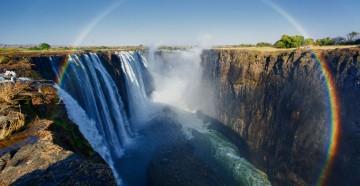 Пять самых красивых водопадов мира