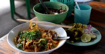 Особенности национальной кухни Лаоса