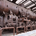 Локомотив времён Корейской войны