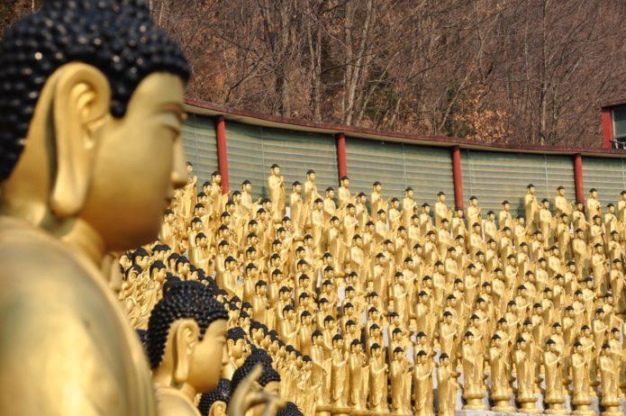 Храм 1000 Будд
