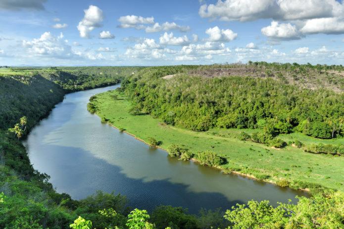 Река Чавон