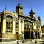 Театр оперы и балета в Баку