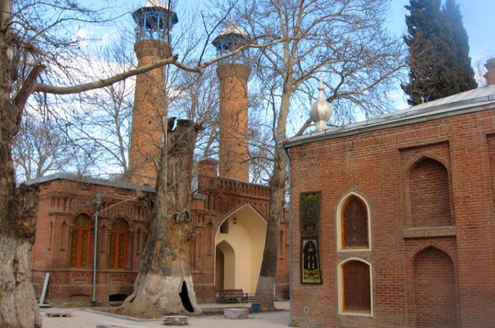 Мечеть Шейха Аббаса