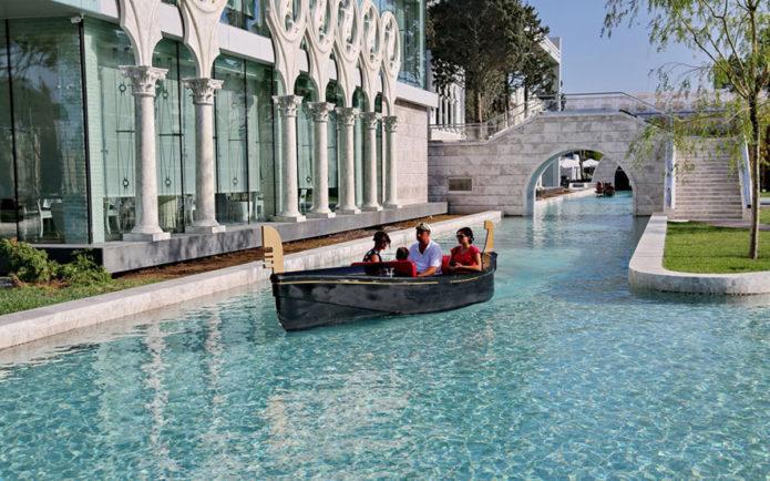 Бакинская «Венеция»