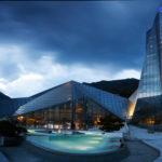 Термальный комплекс «Кальдеа» в Андорре