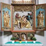 Алтарь трёх королей в соборе