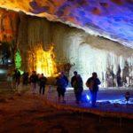 Пещера на острове