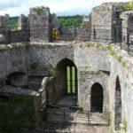 Стены замка Бунратти