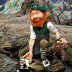 Традиционный наряд ирландского гнома
