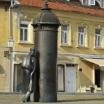 Памятник Августу Шеноа