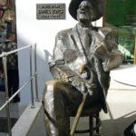 Памятник Джеймсу Джойсу