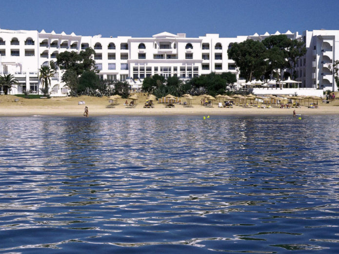 Отель на побережье Хорватии